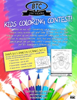 Kids Coloring Contest › BTC Bank